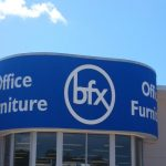 BFX Furniture Sign