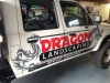 dragon-landscaping-car-sign-2