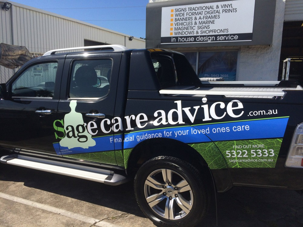 sage-care-advice-dual-cab-sign-2